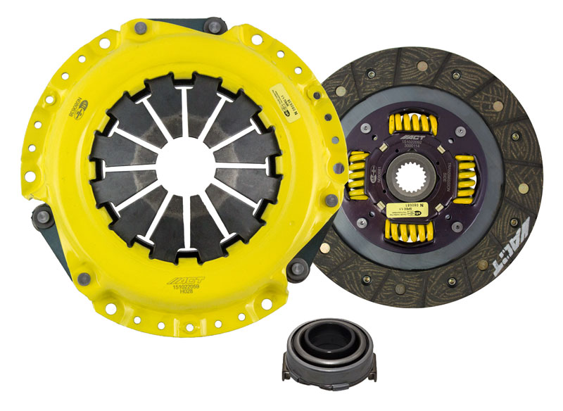 ACT 06-15 Civic 1.8L Heavy Duty Performance Street Sprung Clutch Kit