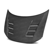 Seibon 13-15 Civic Sedan TS Style Carbon Fiber Hood