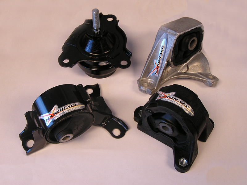 HardRace Motor Mount Kit