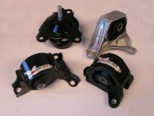HardRace 02-06 RSX / 02-05 Civic Si Motor Mount Kit