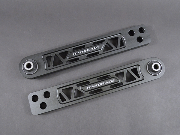 HardRace 02-06 RSX Rear Lower Control Arms: Black