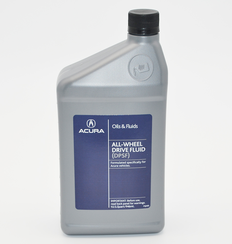 Acura All-Wheel Drive DPSF Fluid: 1 Quart