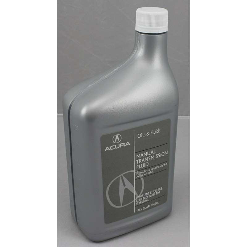 Acura Manual Transmission Fluid (MTF)