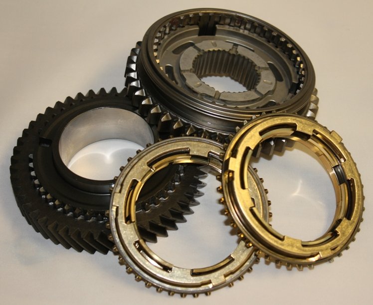 Honda 2nd Gear Set