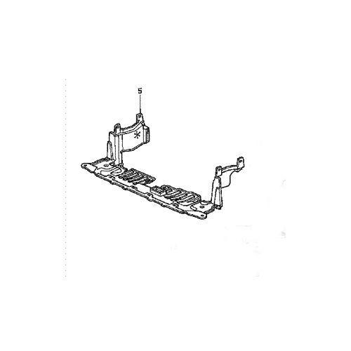 ENGINE SPLASH SHIELD RSX 02-04 Under Cover