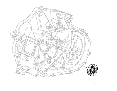 Honda Axle Seal (Passenger Side)-A3