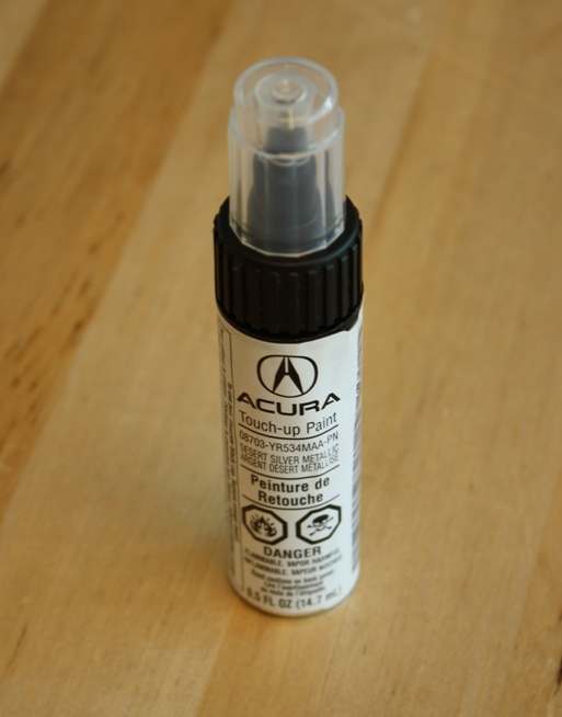 Acura Night Hawk Black Pearl Touch-Up Paint