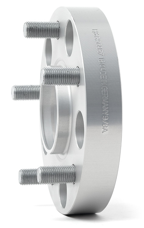 H&R 5x114.3 25mm Trak+ DRM Wheel Spacer Pair
