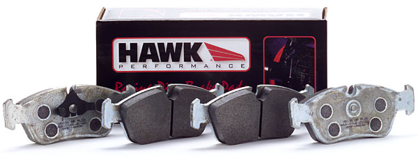 Hawk HPS Brake Pads: Rear