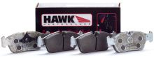 Hawk 02-06 RSX / 00-09 S2000 HPS Brake Pads: Rear