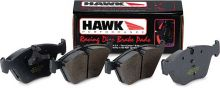 Hawk 02-06 RSX / 00-09 S2000 HP Plus Brake Pads: Rear