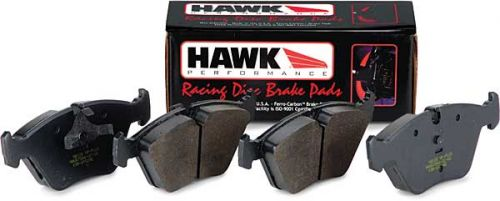 Hawk 02-06 RSX / 00-09 S2000 HP Plus Brake Pads: Rear-A1