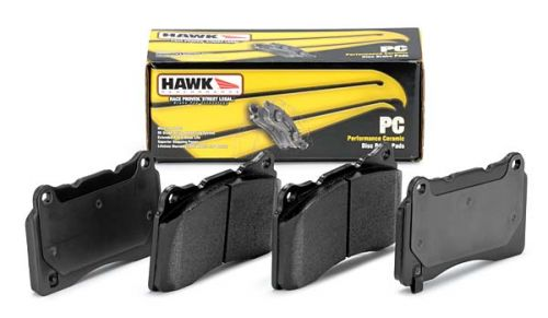 Hawk 93-02 Accord / 96-05 Civic Base Performance Ceramic Front Brake Pads-A1