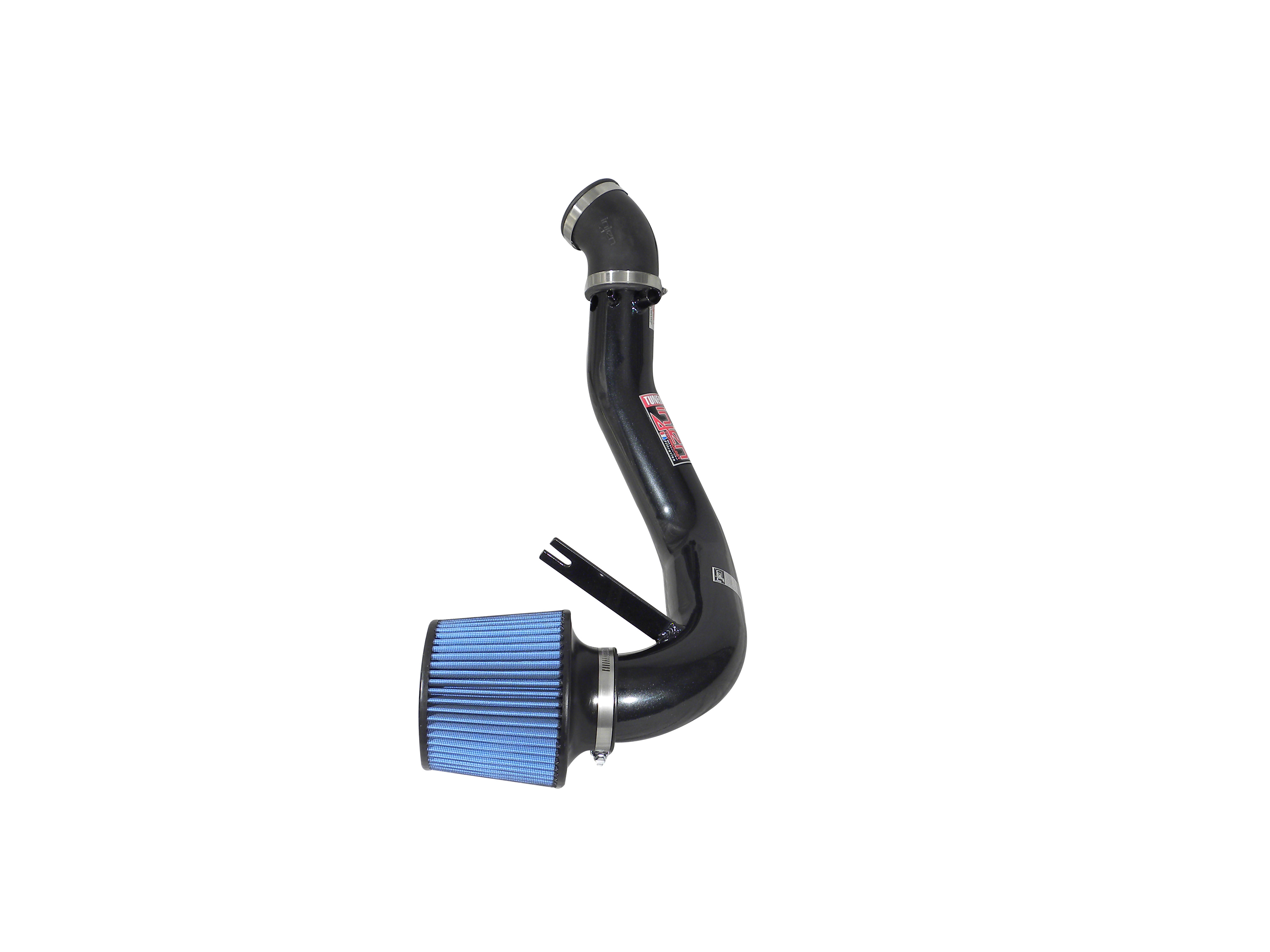Injen 02-05 Civic Si Cold Air Intake: Black
