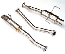 Invidia 02-06 RSX Type-S N1 Cat-back Exhaust System