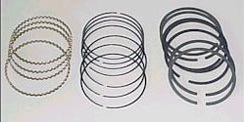 JE Pistons 88mm Piston Rings