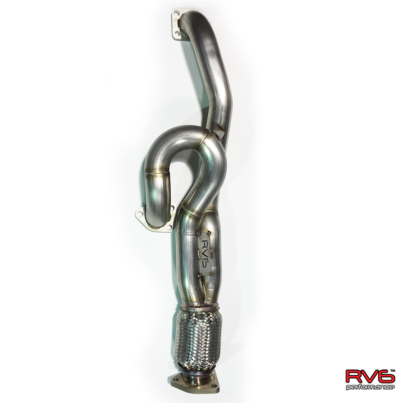RV6 Performance 09-11 Rdigeline Long Tube Jpipe
