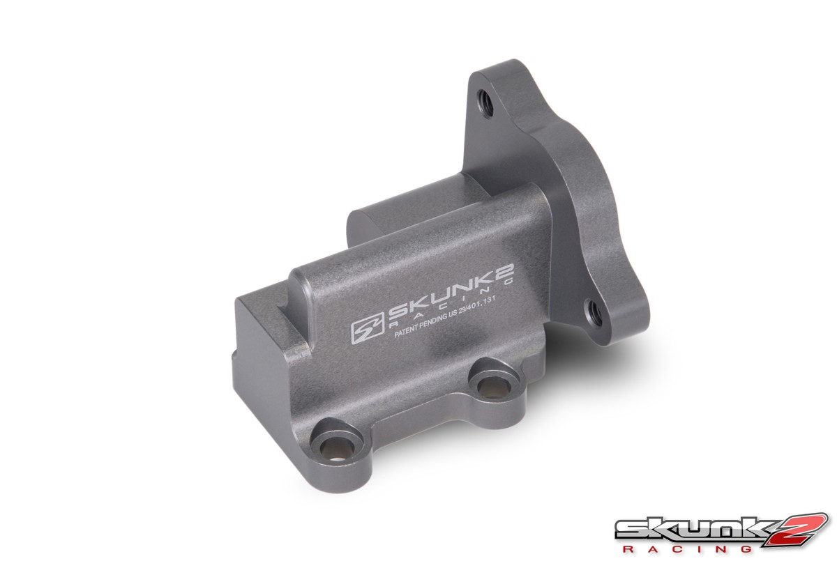 Skunk2 K Series VTEC Solenoid Cover: Hard Anodized