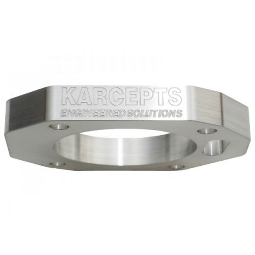 Karcepts RBC Adapter without Ports: 70mm Throttle Body-A2