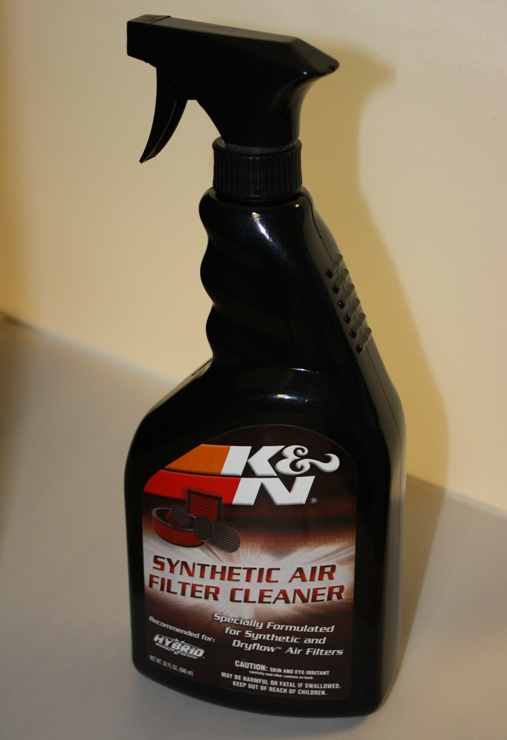 K&N Dry-Flow Filter Cleaning System