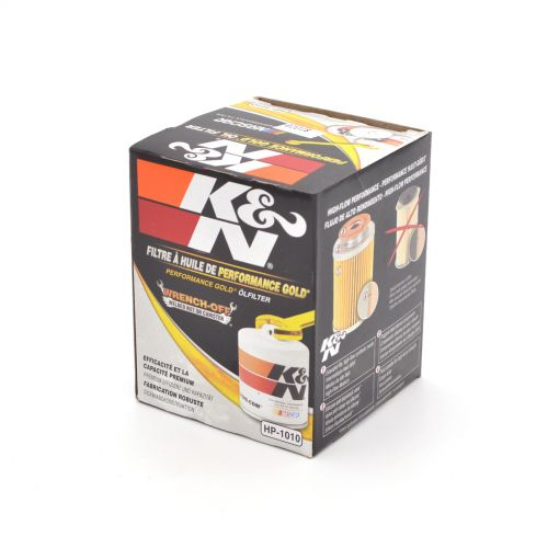 K&N HP-1010 Performance Oil Filter-A4