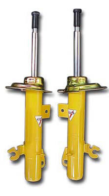 KONI Yellow Front Shocks (Pair)