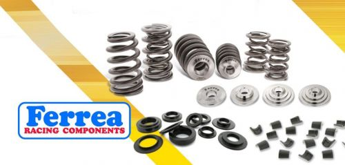 Ferrea K Series Drag Racing Valve Spring and Retainers Complete Kit