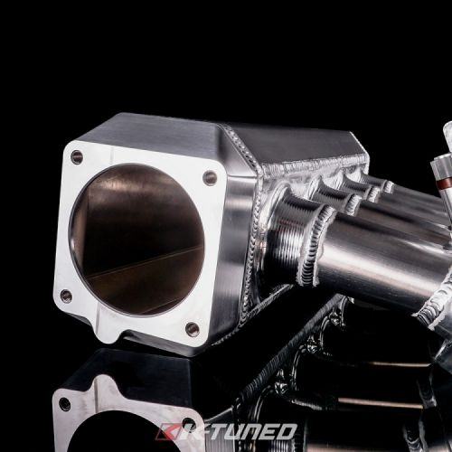 K-Tuned 02-06 RSX K24 Side Feed Intake Manifold with Fuel Rail