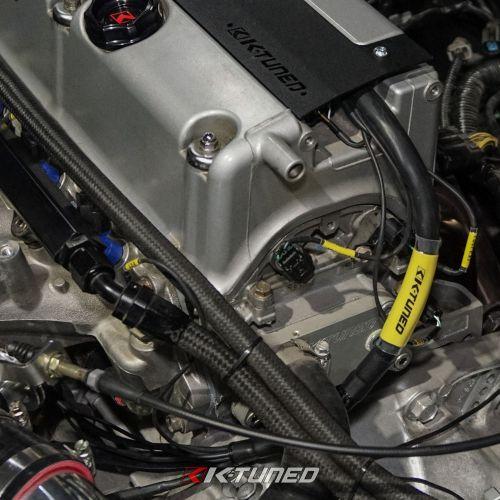 K-Tuned K Swap Tucked Engine Harness on
