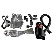 K-Tuned Alternator Water Plate Kit with Electric Water Pump