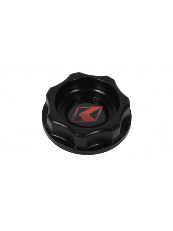 K-Tuned Oil Cap: Black