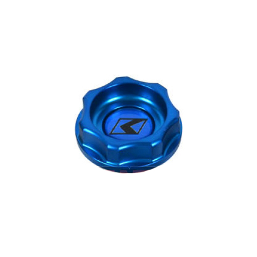 K-Tuned Oil Cap: Blue