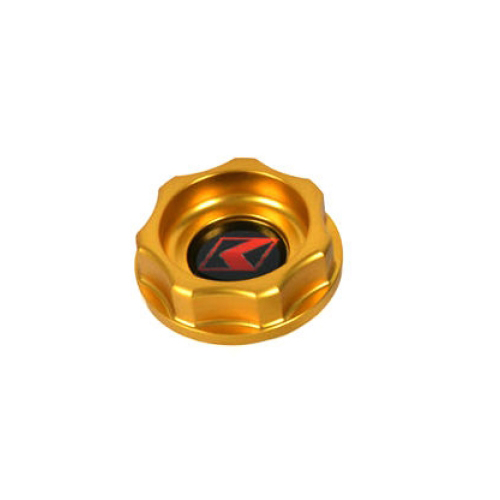 K-Tuned Oil Cap: Gold
