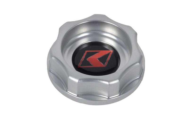 K-Tuned Oil Cap: Silver