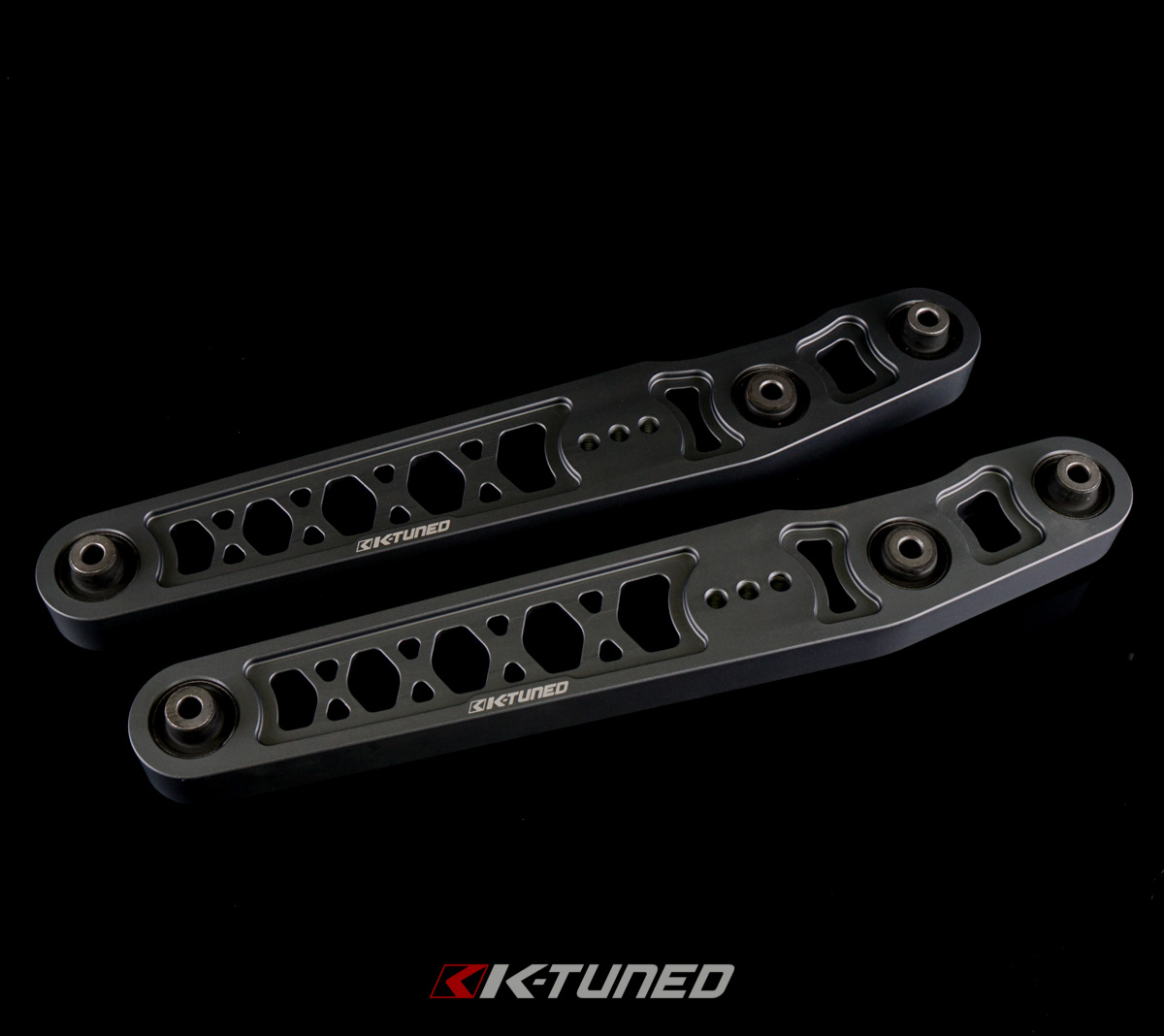 K-Tuned 96-00 Civic Rear Lower Control Arms (Rubber Bushing)