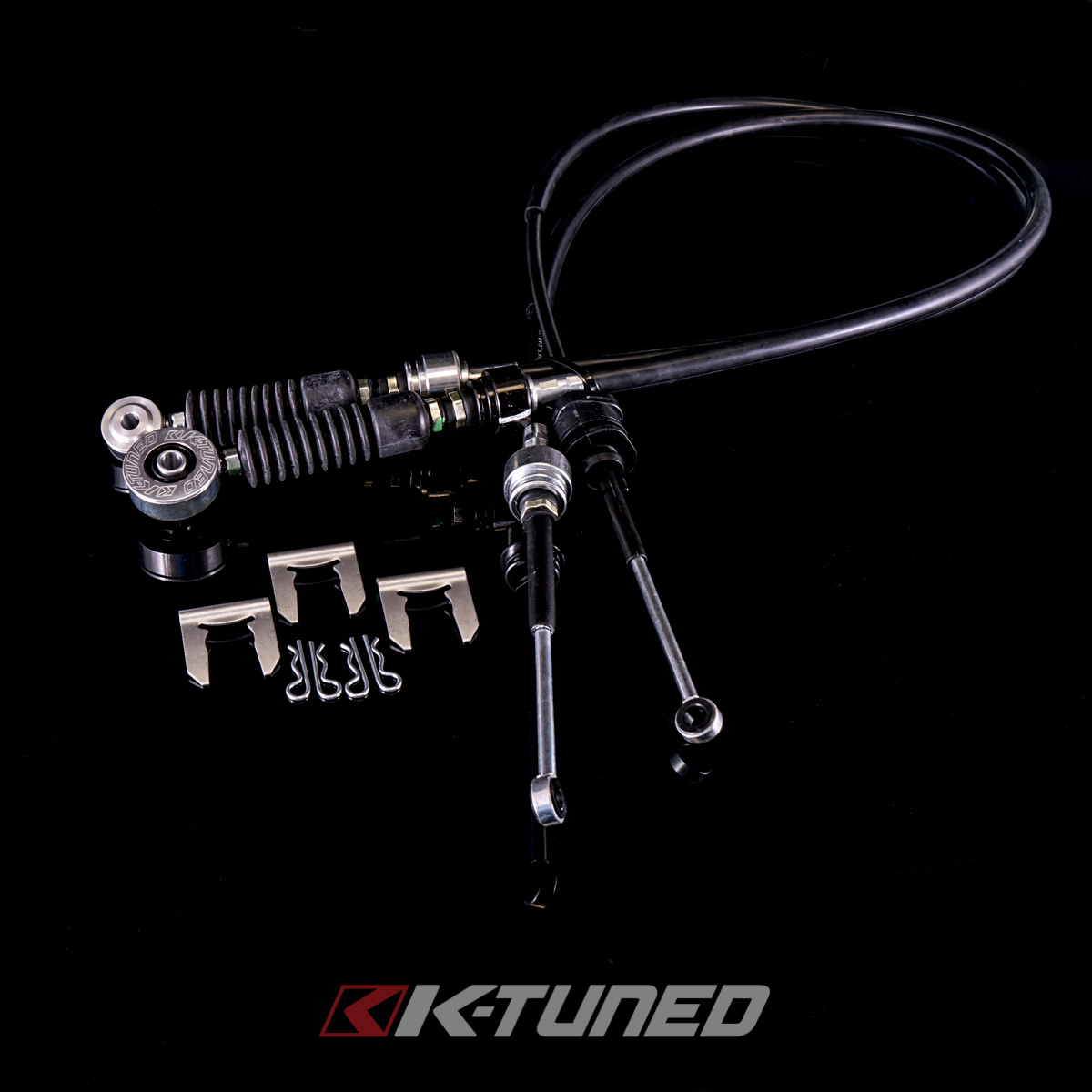 K-Tuned 02-06 RSX OEM-Spec Shifter Cables