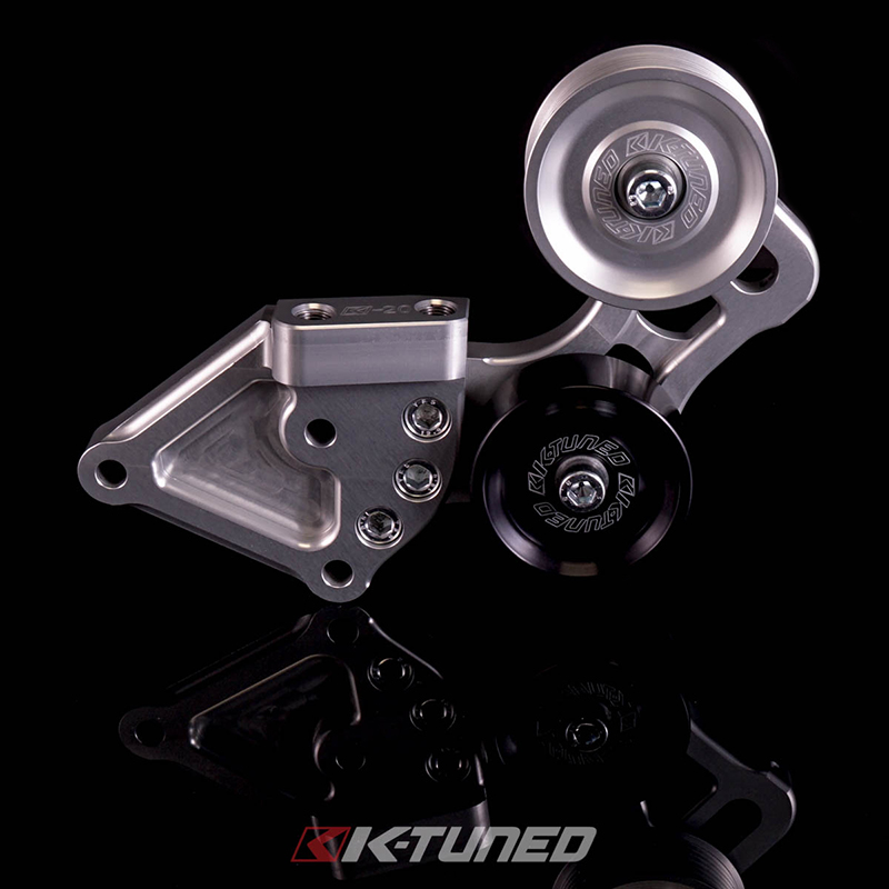 K-Tuned Side Mount Pulley Kit: K20