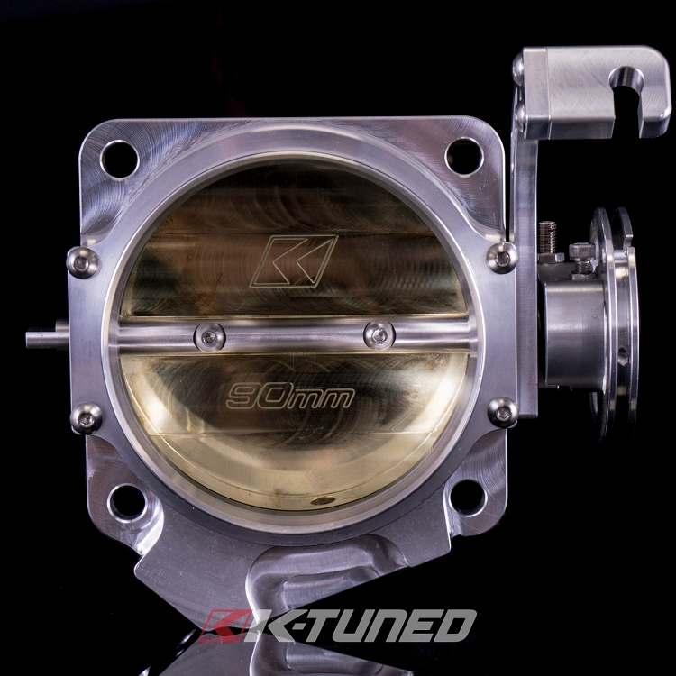 K-Tuned 90mm Throttle Body with IACV and Map ports