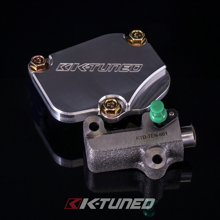 K-Tuned Timing Chain Tensioner with Billet Cover