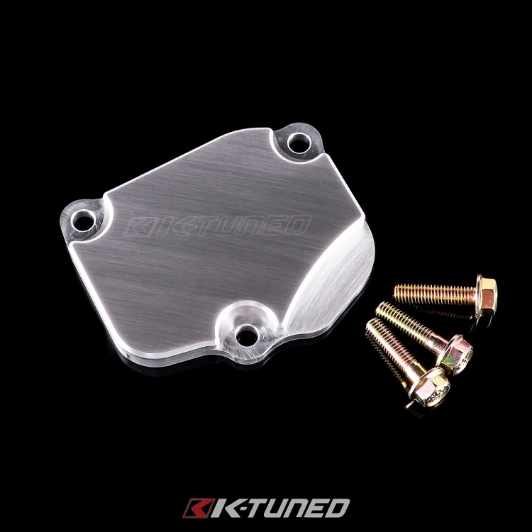 K-Tuned 12-15 Civic Si Billet Tensioner Cover
