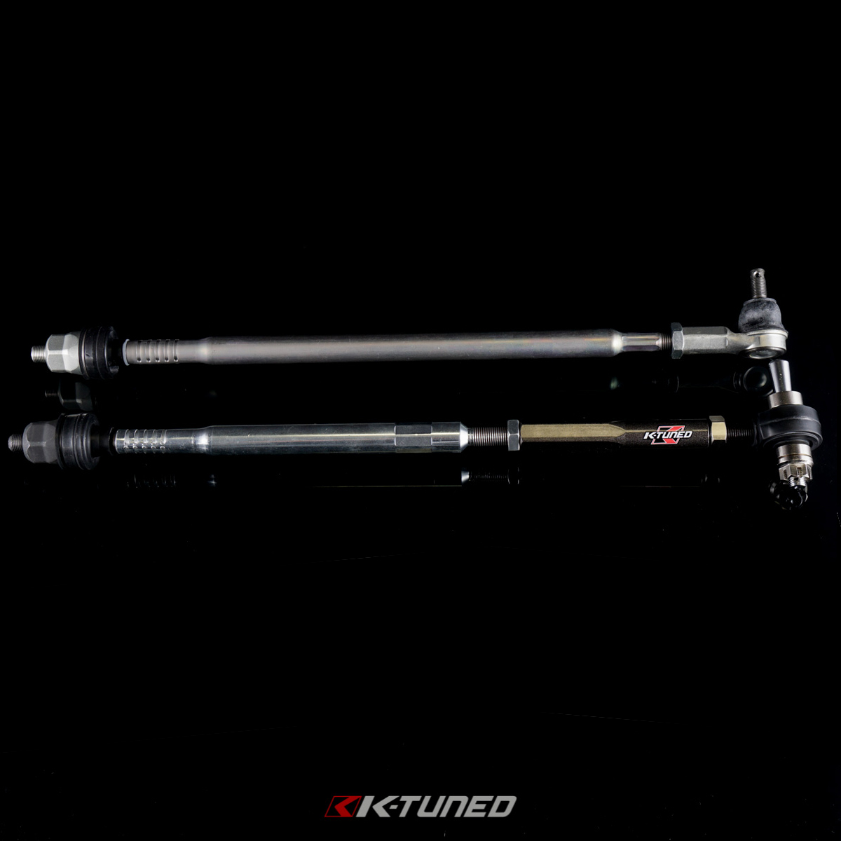K-Tuned 02-06 RSX Spherical Tie Rod Arm/End Set