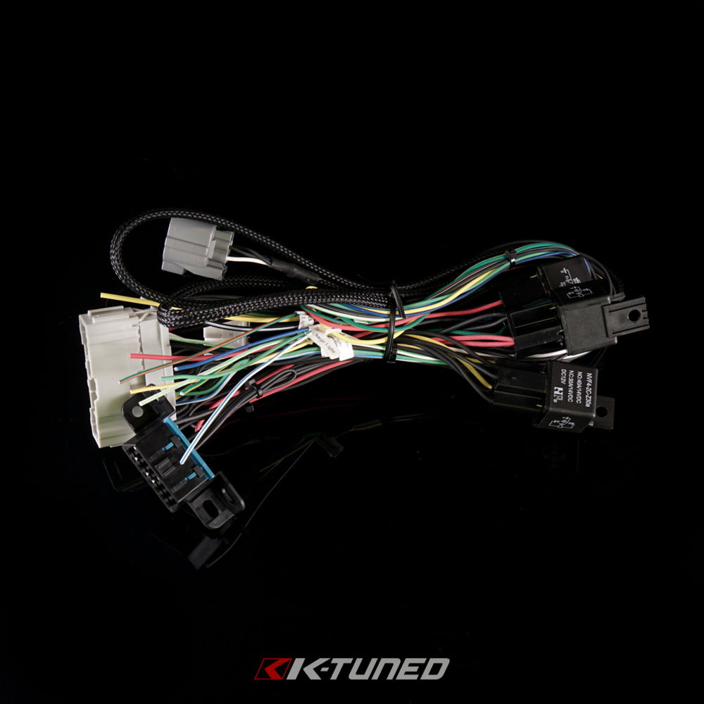 K-Tuned K-Swap Race Harness: Custom Harness
