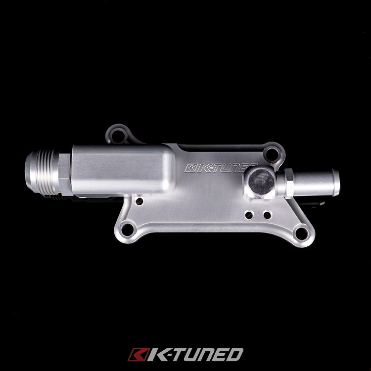 K-Tuned 06-11 Civic Si Upper Coolant Housing