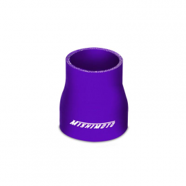 "Mishimoto 2.0"" to 2.5"" Transition Coupler: Purple"