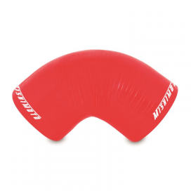 "Mishimoto 3"" 90 Degree Coupler: Red"