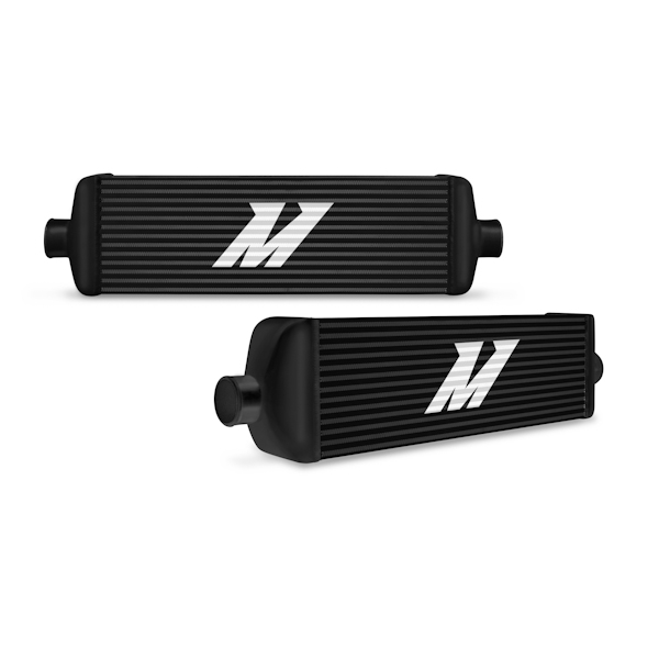 Mishimoto Universal Black Race Edition J-Line Intercooler
