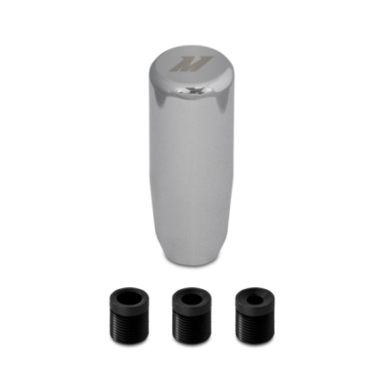 Mishimoto Weighted Shift Knob: Silver