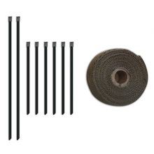 Mishimoto Titanium Heat Wrap Set