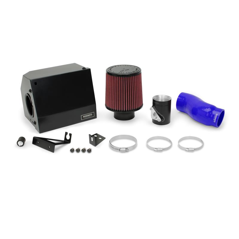 Mishimoto 16-17 Civic 1.5L Performance Air Intake: Blue