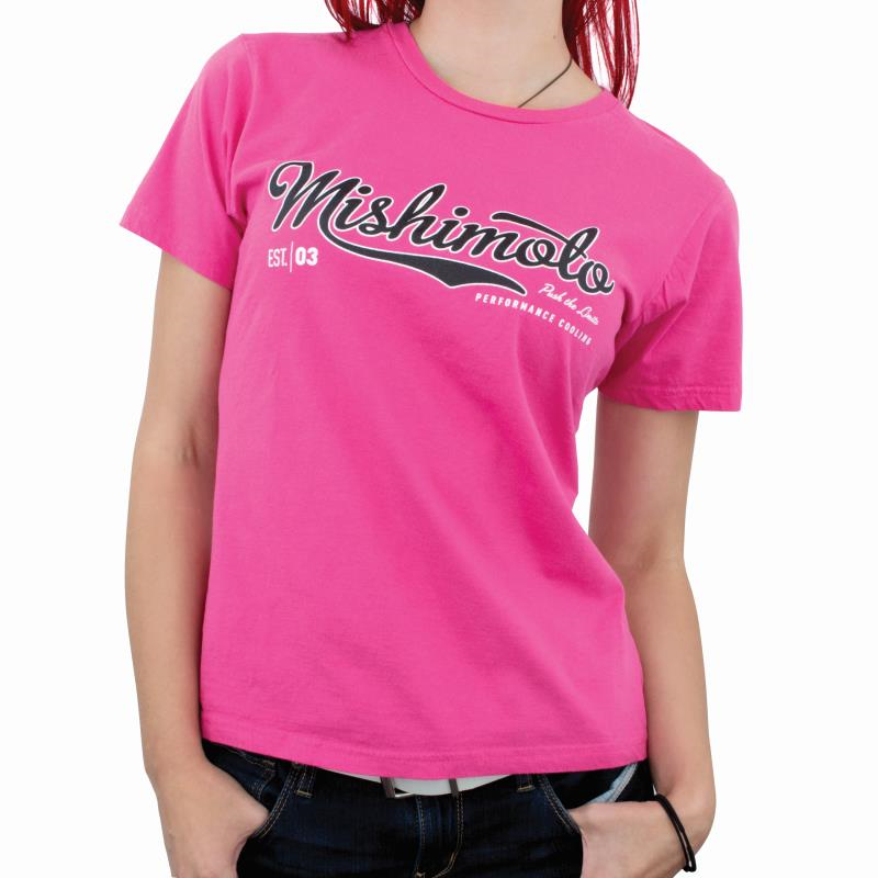 Mishimoto Women's Athletic Script T-Shirt, M